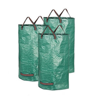 1 piece 25.5Gallon Gardening Bag Weeds Grass Container Reusable Yard Leaf Tool Storage Laundry Trash Bag Garden Cleaning Tool