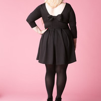 December Dress in Black - Hello Holiday