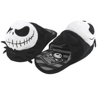 Nightmare Before Christmas - Jack Plush Juniors Slippers
