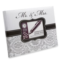 New View™ Mr. & Mrs. Wedding Memory Book