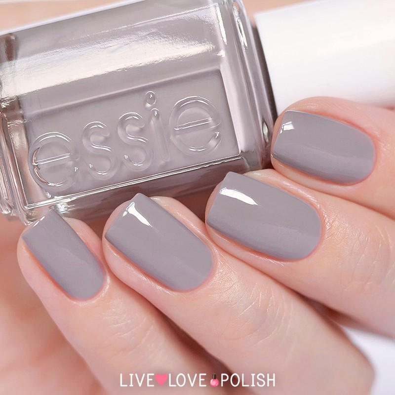 Essie Chinchilly Nail Polish from Live Love Polish | Nails