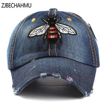 Trendy Winter Jacket ZJBECHAHMU Hats Fashion Vintage Denim Solid Animal Baseball Caps Summer Hip Hop Cap For Men Women For Women Girl Snapback Hat AT_92_12