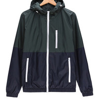 Two Tone Windbreaker
