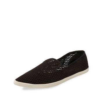 Bettye by Bettye Muller Women's Ivy Slip-On Sneaker - Black -