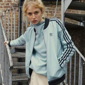 ESB7HX Adidas Originals Three Stripe Bomber Jacket