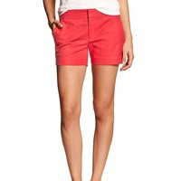 Banana Republic Womens Factory Hampton Fit Piqué Short