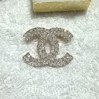 Fantastic and Beautiful Designer Crystal Brooch