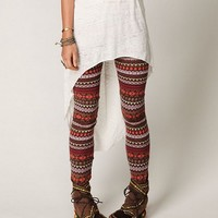 Poconos Sweater Legging at Free People Clothing Boutique
