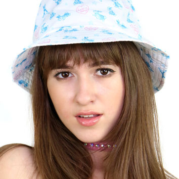 BUNNY BUCKET HAT