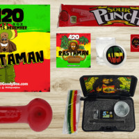 RASTAMAN GOODY BOX DECEMBER 2015