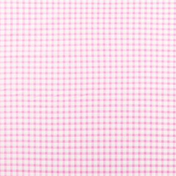 Pink & White Gingham Apparel Fabric | Hobby Lobby | 1427111