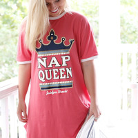 Jadelynn Brooke: Nap Queen Sleep Shirt {Sunset}