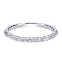 "Gabriel ""Jude"" Diamond Wedding Band"