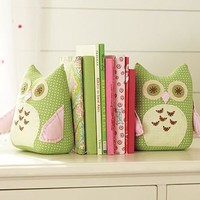 Owl Bookends   Pottery Barn Kids