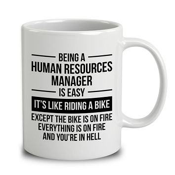 Being A Human Resources Manager