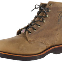 """Chippewa Rodeo Men's Vibram 6"""" Boots Work Factory Second"""