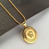 New Arrival Gift Jewelry Stylish Shiny Hot Sale Fashion Accessory Hip-hop Korean Couple Necklace [6544255619]