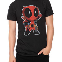 Marvel Deadpool Hey There Slim-Fit T-Shirt