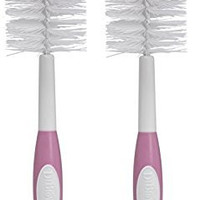 Dr. Brown's Baby Bottle Brush in Pink, 2 Pack