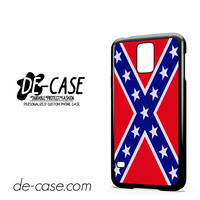 Rubber Confederate Rebel Flag For Samsung Galaxy S5 Case Phone Case Gift Present
