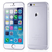 Ultrathin Transparent TPU Case  iPhone 6 6s  Case Cover