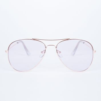 Colorfully Clear Sunnies
