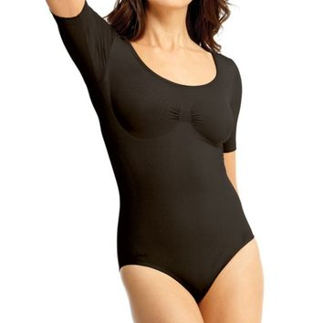 Rilassata Short Sleeve Bodysuit Shaper