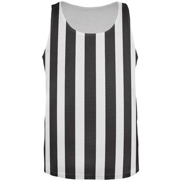 Halloween Referee All Over Adult Tank Top