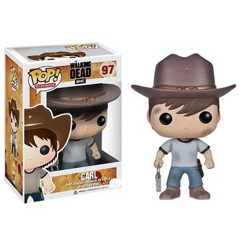 Carl The Walking Dead Funko Pop! Vinyl #97