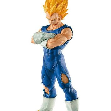 Banpresto Resolution of Soldiers Grandista Super Saiyan Majin Vegeta