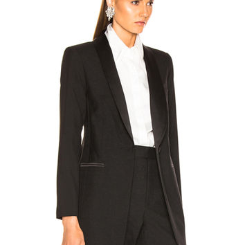 LAUREL & MULHOLLAND Anita Jacket in Black | FWRD