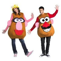 Adult Mr. or Mrs. Potato Head Deluxe Costume