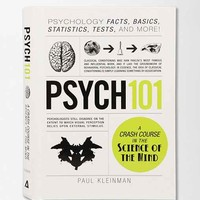 Psych 101 By Paul Kleinman- Assorted One