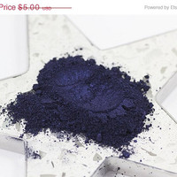 Grand Opening Sale Shadow Mineral Makeup - No.44 Darkest Night Shimmer - 1g Mineral Make Up