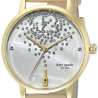kate spade watches Metro Watch