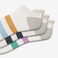 Women's Vintage Stripe Ankle Sock 3-Pack