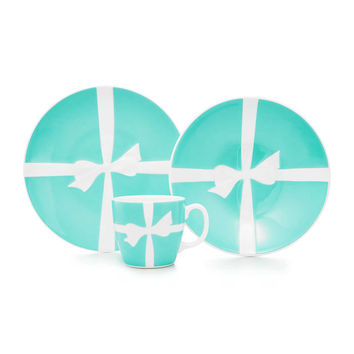 Tiffany & Co. - Tiffany Bows:Three-piece Baby Set