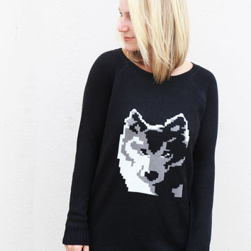 She Wolf Sweater By BB Dakota