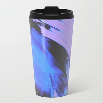 Don't Let Go Metal Travel Mug by duckyb