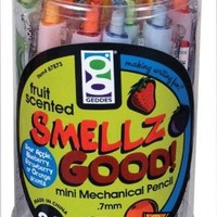 Raymond Geddes, Smellz Good .7mm Mechanical Pencils asst colors, 24 per tub