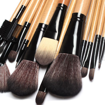 15 PCS Professional Makeup Brush Sets [9605614735]