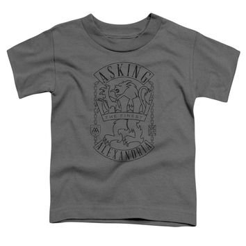 Asking Alexandria - The Finest Short Sleeve Toddler Tee