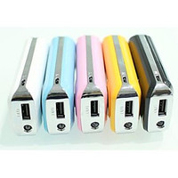 5600mAh Universal Power Bank Backup External Battery Portable USB Phone Charger - Default