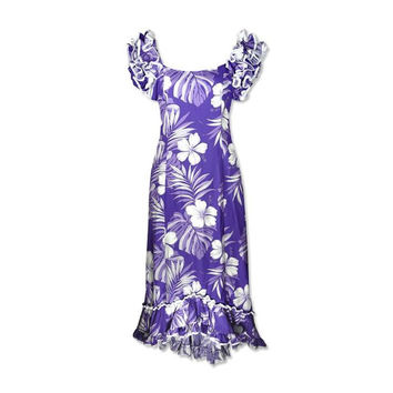 Best hawaiian dresses with sleeves products on wanelo for Hawaiian wedding dresses with sleeves