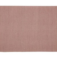 BASIC DIAMOND INDOOR/OUTDOOR RUG - RED