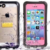 iPhone 5 5S 5C Great Quality Waterproof Anti-bump Protective Case Cover