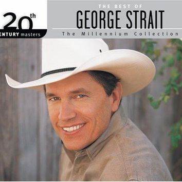 The Best of George Strait - 20th Century Masters: Millennium Collection (Eco-Friendly Packaging)