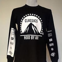 *BNIB* Autumn/Winter Hood By Air HBA 'Classics' L/S T-Shirt in XL Kanye West