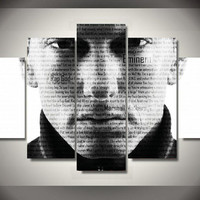 Eminem Rap Canvas Print