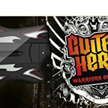 Guitar Hero: Warriors of Rock Wireless Guitar Controller - Guitar Only - For XBOX 360